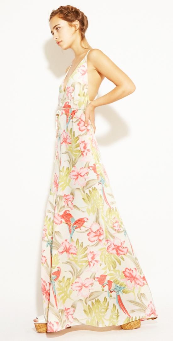 Citrine Dress. $258