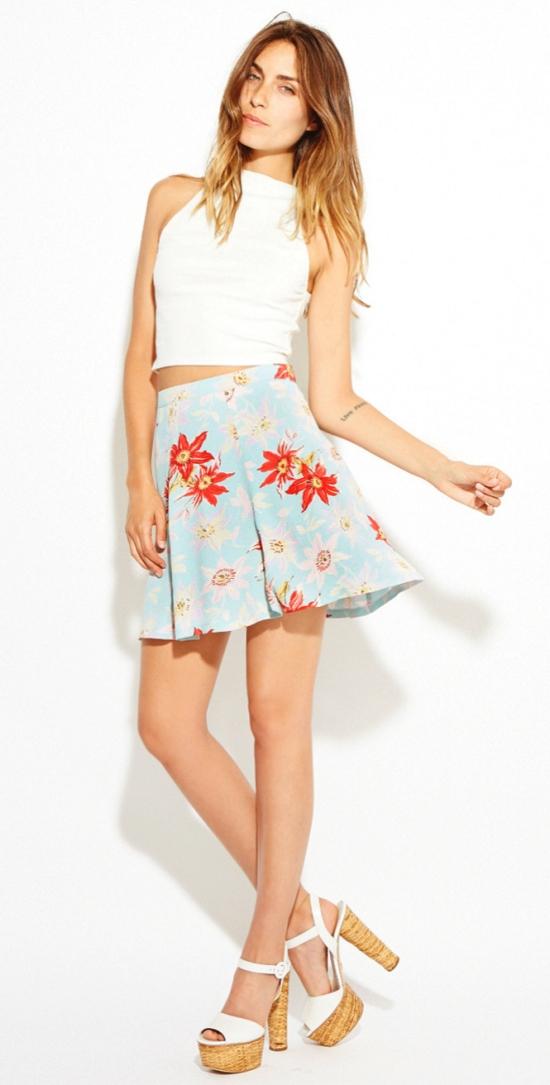 Storm Skirt. $138
