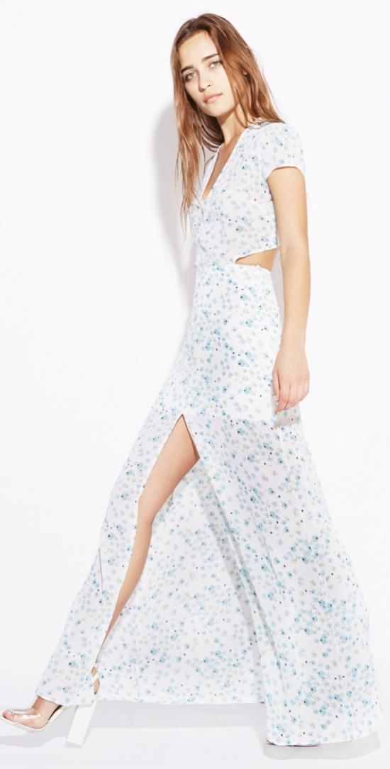 Fiore Dress. $288.00