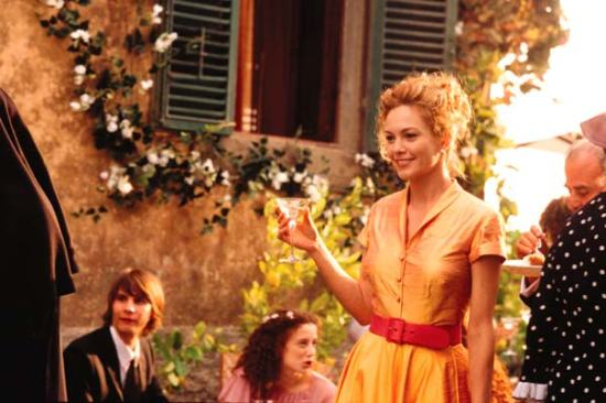 Diane Lane in Under the Tuscan Sun