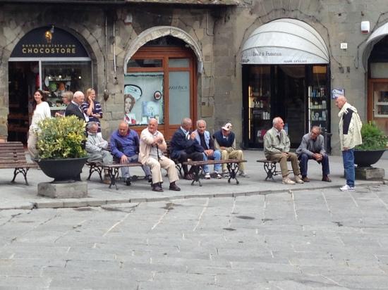 Some Italian men