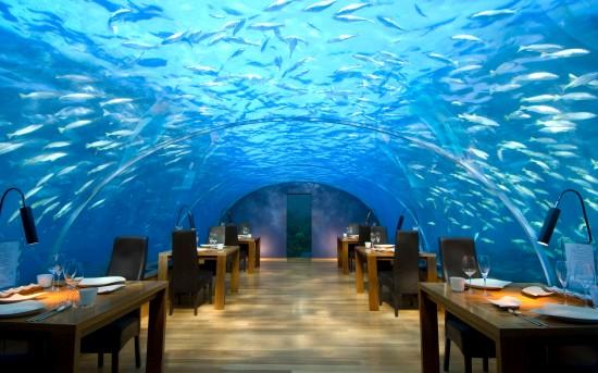 Conrad-Underwater-Restaurant-Maldives