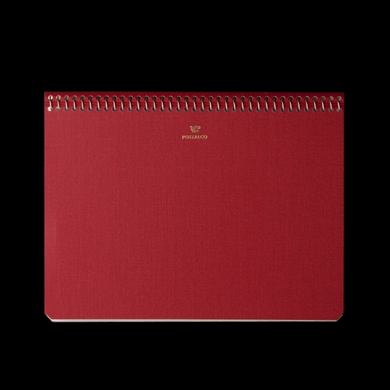 Cloth_Cover_Notebook_A5_in_Signal_Red_0