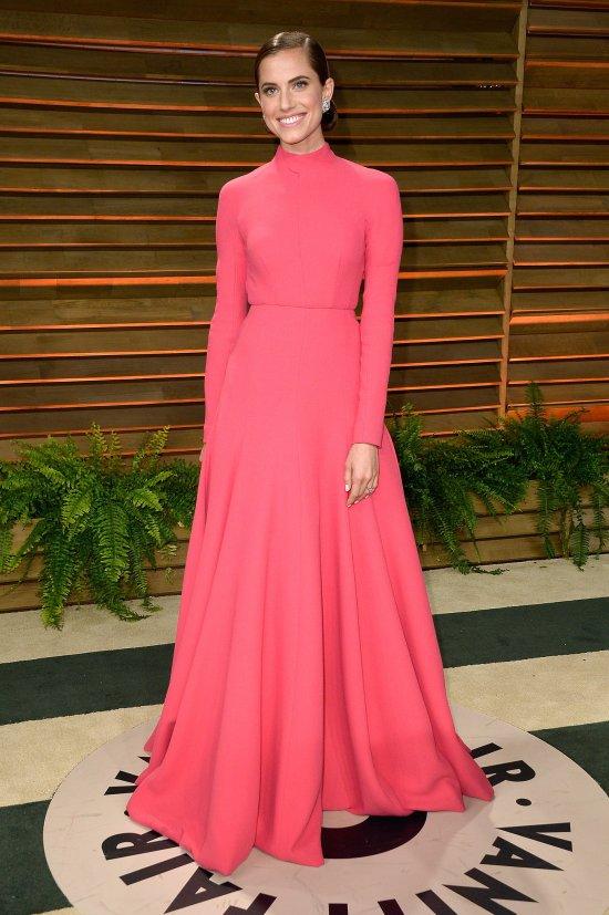 Allison-Williams-Vanity-Fair-Oscars-Party-2014