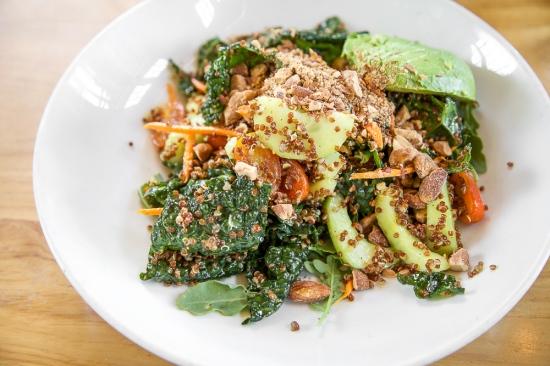 dino kale salad