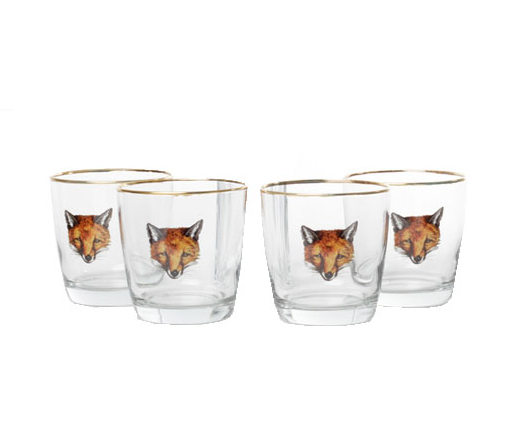 set-of-4-fox-glasses