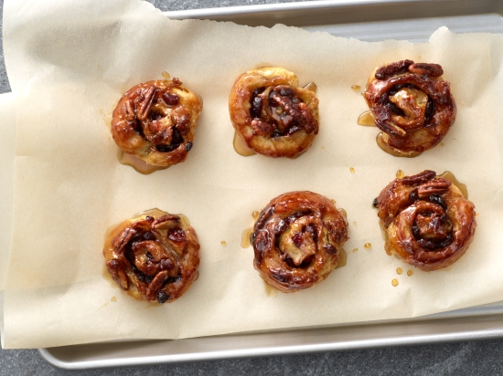 Food Network Ina Garten Holiday Sticky Buns