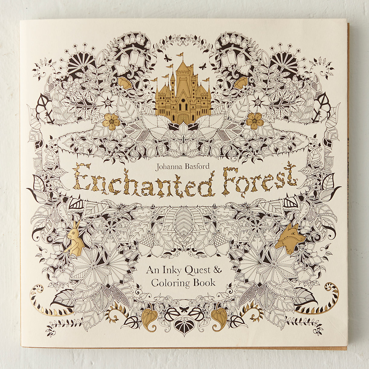 Enchanted forest coloring book website -  Enchanted Forest 35344449_000_a 35344449_000_b