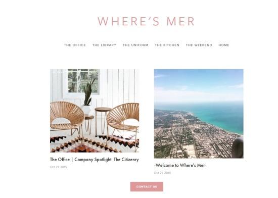 wheres mer
