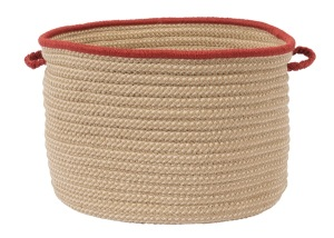BT79 Rust Red Basket