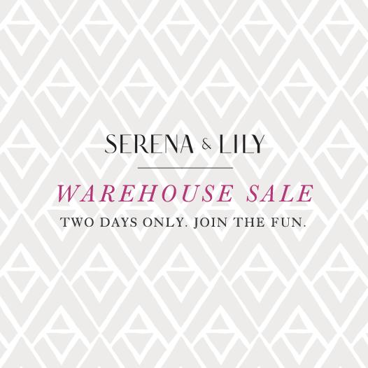 Serena Amp Lily Warehouse Sale 171 Come To Coco